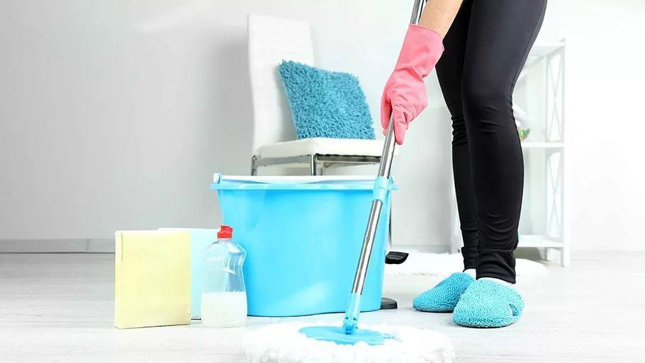 мытьё квартир